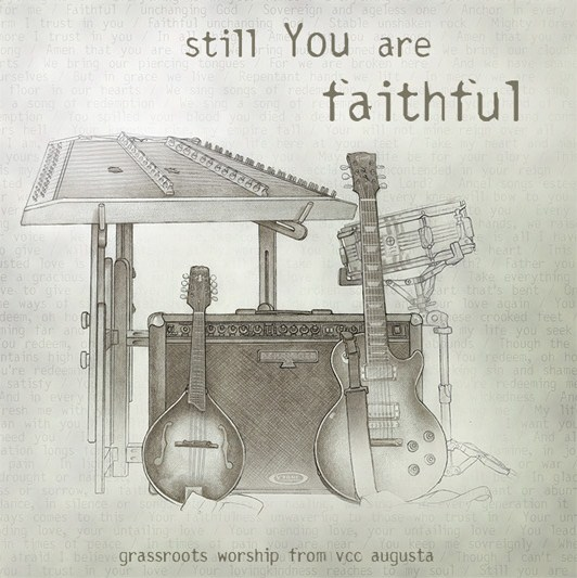 Still You Are Faithful (Front Cover)